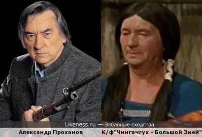 Александр Проханов - человек вождя