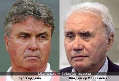 Гус Иваныч и Владимир Никитич