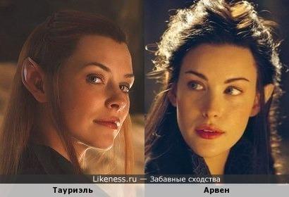 Не удержался!)) Сразу оговорюсь - сравнение не актрис, а образов!