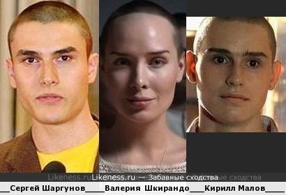Гендерные войска, на первый-второй рассчитайсь!)