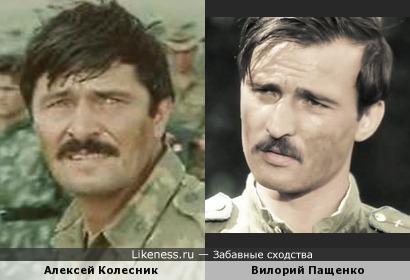Украинские актёры