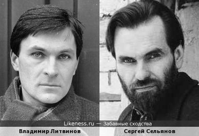 Владимир Литвинов и Сергей Сельянов