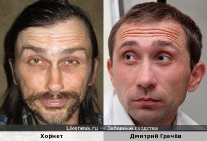 Дмитрий Грачёв копирует беса во плоти