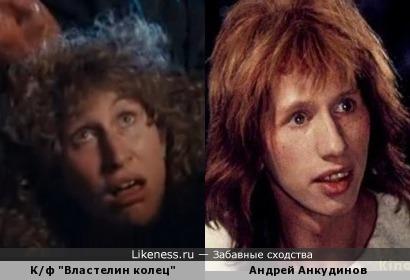 Властелин колец - Анкудинов