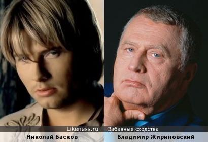 Жириновский - заколдованный принц? :-)
