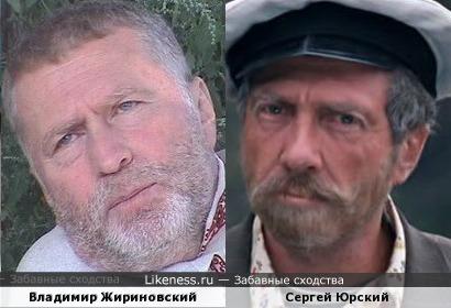 Владимир Вольфович и дядя Митя