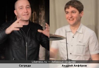 """Саграда стал новым барабанщиком группы """"Вельвеt""""? :)"""
