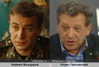 Кирилл Жандаров/Борис Грачевский