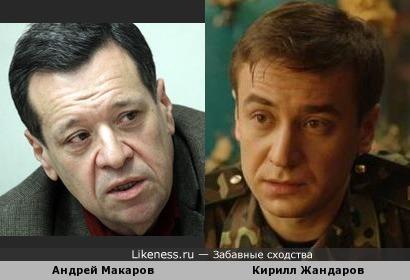 Андрей Макаров/Кирилл Жандаров