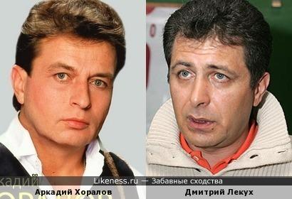 Аркадий Хоралов/Дмитрий Лекух