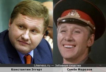 Константин Эггерт/Семён Морозов