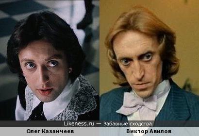 Олег Казанчеев/Виктор Авилов