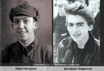Мальчики разных времён...