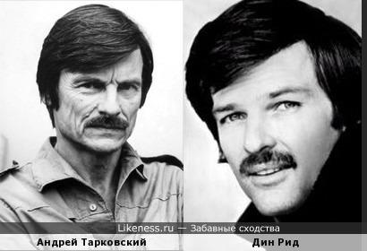 Параллельные жизни. Они родились с разницей в 6 лет, а умерли в одном - 1986.