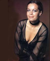 Вот ещё Роми Шнайдер, молодая.