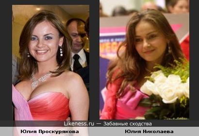 Жена Игоря Николаева похожа на дочь Игоря Николаева