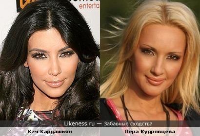 Брюнетка или блондинка?