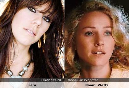 Jem & Naomi Watts