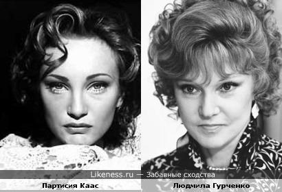 Патрисия Каас на этом фото напомнила Людмилу Гурченко