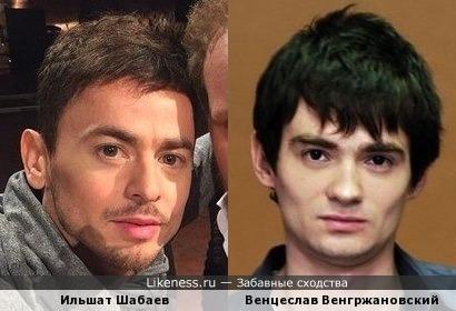 """Ильшат Шабаев из """"Танцев"""
