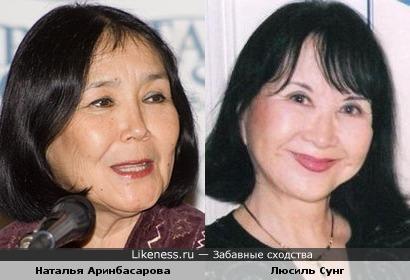 """Может, банально, но при виде постаревшей Аринбасаровой я сразу вспомнила маму Пэй-Пэй из """"Чумовой пятницы"""""""