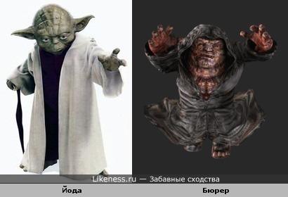 Сталкер и Звёздные войны