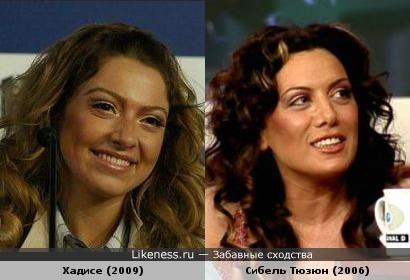 Участницы Евровидения от Турции