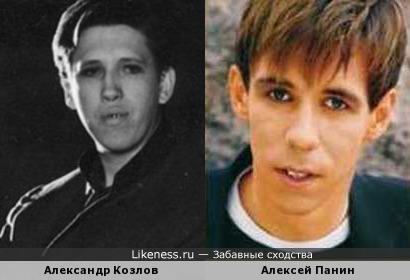 "Экс-клавишник ""Агаты Кристи"" Александр Козлов был похож на актера Алексея Панина"