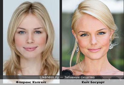 Женщина с идеальным лицом (по мнению ученых) похожа на Кейт Босуорт