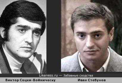 Виктор Соцки-Войническу похож на Ивана Стебунова