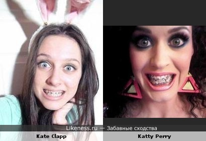 """Кэтти Перри в клипе """"Last friday night"""" своим образом батаника напомнила мне интернет-звезду Катю Клэп."""