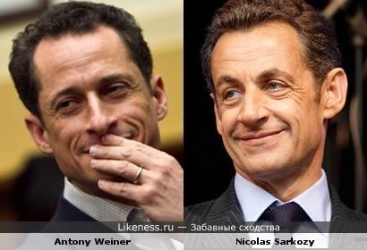 Американский конгрессмен похож на президента Франции