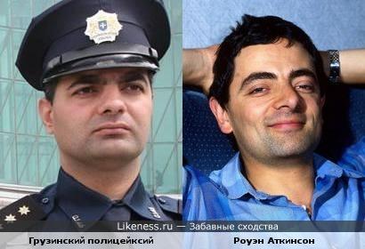 Грузинский мистер Бин