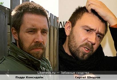 Актёр под Шнура косит