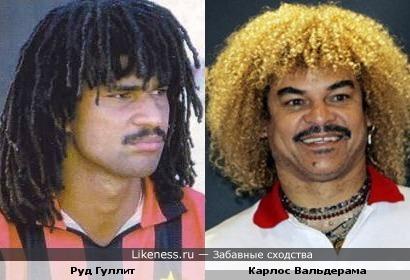 Два самых эпотажных футболиста