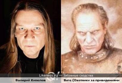 Валерий Кипелов и мистический злодей