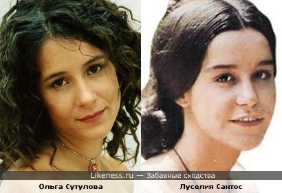 Ольга Сутулова всегда напоминала рабыню Изауру