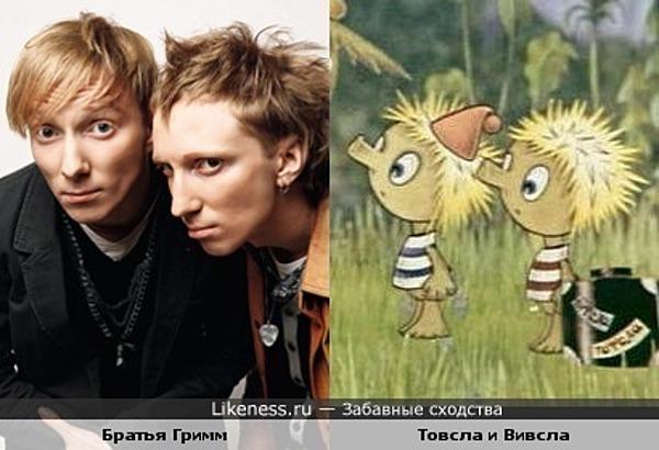"""""""Братья Гримм"""" и персонажи Туве Янссон"""