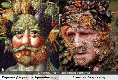 Портрет или натюрморт