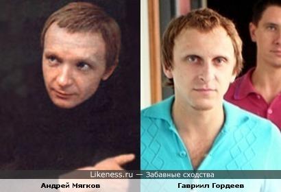Андрей Мягков на этом фото похож на Гавра