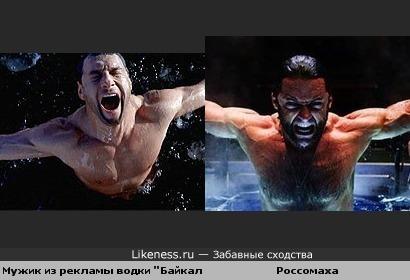 Двое россомах)