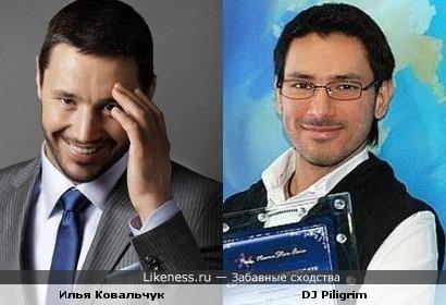 Илья Ковальчук и DJ Piligrim