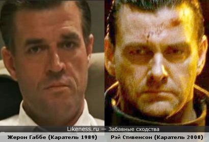 Каратель 2008-го года похож на главного злодея из Карателя 1989-го