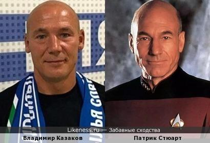Тренер и капитан