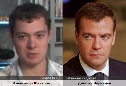"""Сотрудник """"Видеомании"""" похож на Президента России"""