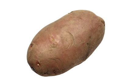 Desiree potato (red)