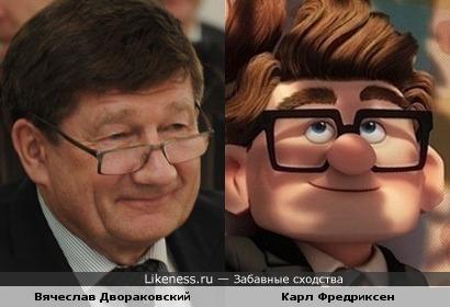 Новый мэр Омска похож на мультперсонажа