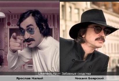 """В клипе группы """"Токио"""" """"Сердце"""" солист группы напомнил Михаила Боярского"""