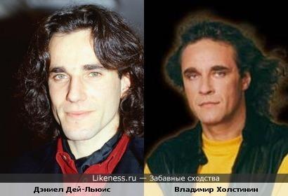 Владимир холстинин ария и актер