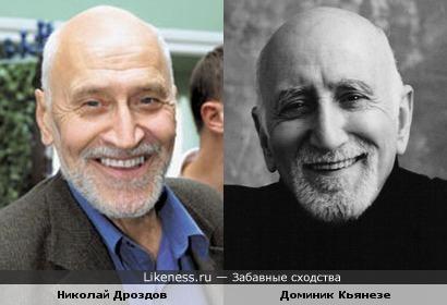 Николай Дроздов & Доминик Кьянезе